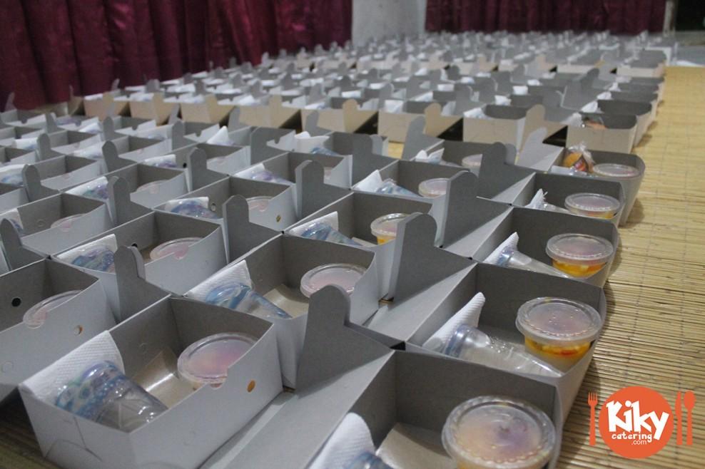 Pesanan Catering Depok 200 Snack Box